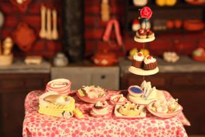 tea party by Vitaaz