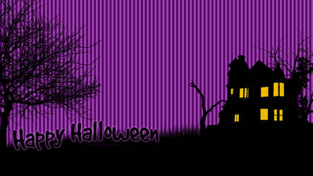 FREE Halloween Wallpaper by PointyHat