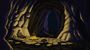 Cave by 1Eni1