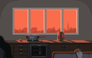 Kitchen by 1Eni1