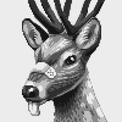 Deer by 1Eni1