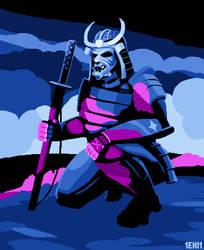Samurai by 1Eni1