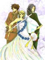 The Fighting Bride by Shimejiro