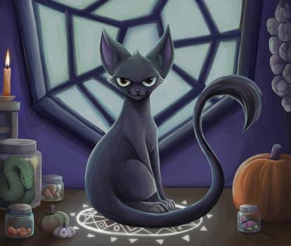 Blackcat by sushy00
