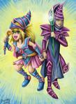 dark magicians by sushy00
