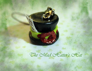The Mad Hatter's Hat by CakeFruit