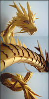 Golden Dragon Up Close by Richi89