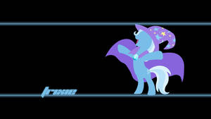 Trixie Wallpaper by Alexstrazse