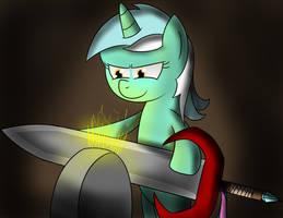 NATG 2 - #11 Pony Fixing Something by Alexstrazse