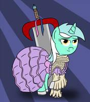 NATG 2 - #16 Romantic Pony by Alexstrazse