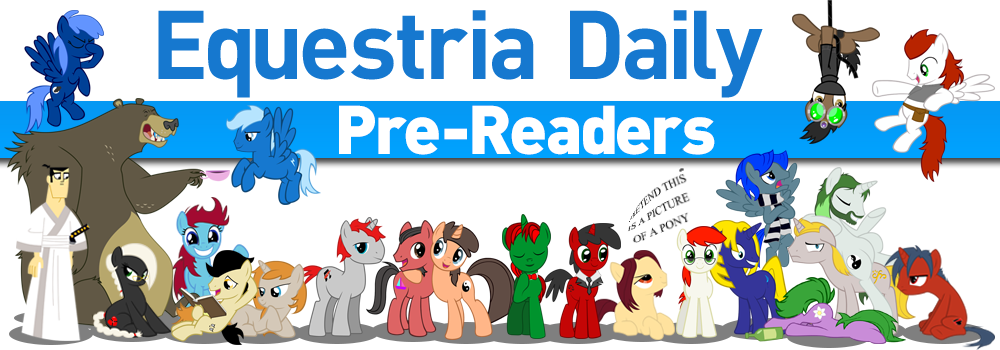 Pre-reader Anniversary Banner #2 by Alexstrazse