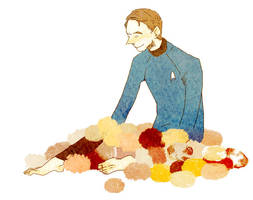 tribbles by dugonism