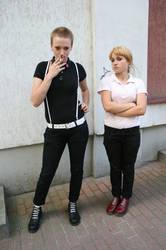 Bad Girls by banditSG