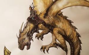 Dragonrider by Siamone