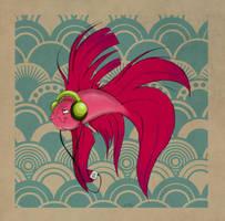 Funky Fish by obeythekiwi