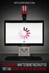 Defend Net Neutrality by Hypertaf-Tafkah