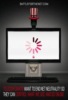 Defend Net Neutrality by Tafkah