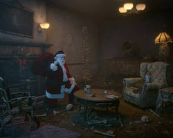 Texas Chainsaw Christmas by Tafkah