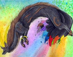 Celestial Dream by Kasaurus