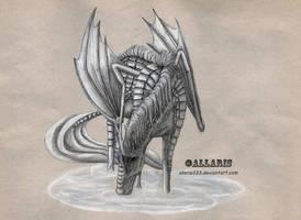 Dragon horse by alaris333