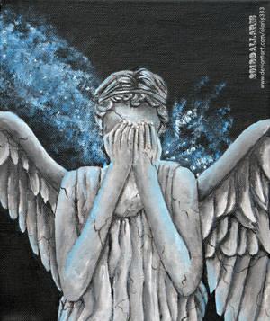 Beware of the angel by alaris333