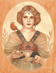 Earl Grey Tea by NatasaIlincic