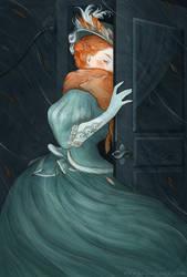 Irene Adler by NatasaIlincic