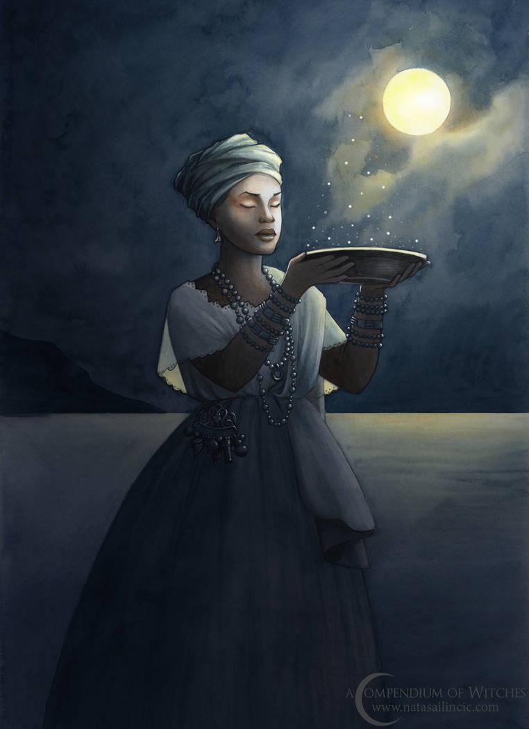 A Compendium of Witches ~ Aurelia by NatasaIlincic