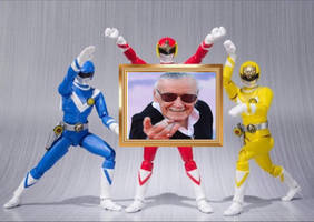 To Stan Lee by eternalview