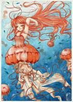 JellyFishuuu by hey-its-Japz