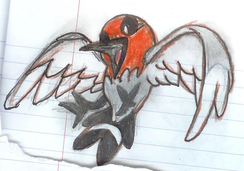 Phoenix by JenOfAllTradesFanart