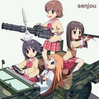 senjou by DYUEI