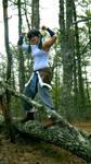 Korra Forrest Shoot 14 by momo-chan59