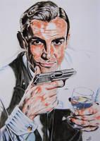Bond... James Bond by PeagreenPetticoat