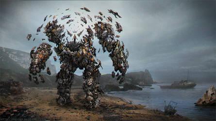 Scrap Metal Master 1 by pav327