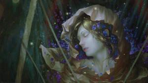 Faint Slumber 13 - Close Up by pav327