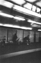 Untitled - Subway II by Izaaaaa