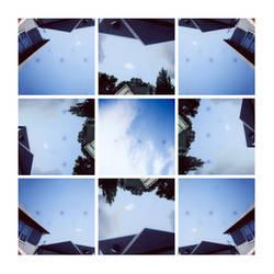 Blue Skies Ahead by Izaaaaa