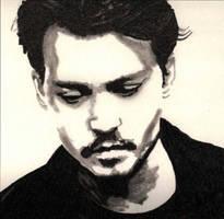 Johnny Depp by toosmall772