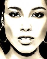 Alicia Keys by toosmall772