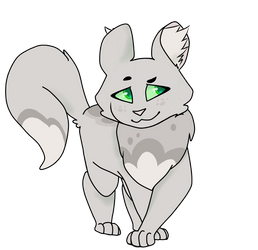 The almighty Dovewing by Meowbecca