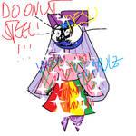 MIXEENA!!!1!!!11 DONUT STEEL!!!!!!1!!1111!!111 by mixjestiic