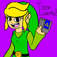 Toon Linkette by Dillon-the-hedgehog