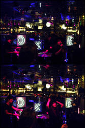 Foxes live in Concert, Monki, Carnaby Street, 2012 by the-final-I