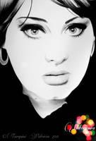 Adele by Mutemouia