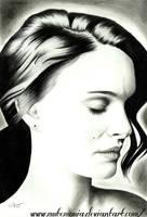 Natalie Portman by Mutemouia