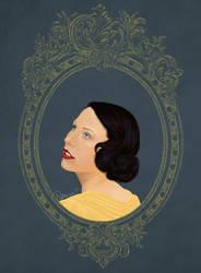 1930s Emma by Mutemouia