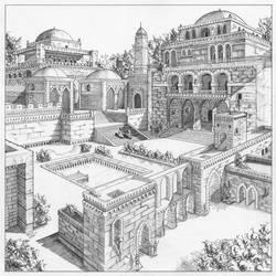 Anahita's castle by amadihelsa