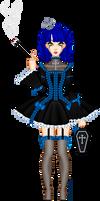 Gothic lolita by Angbryn