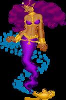Genie by Angbryn